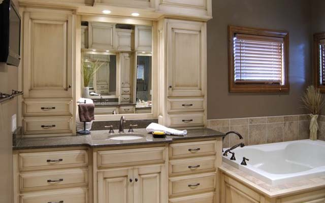 Bathroom Vanities - Cabinets