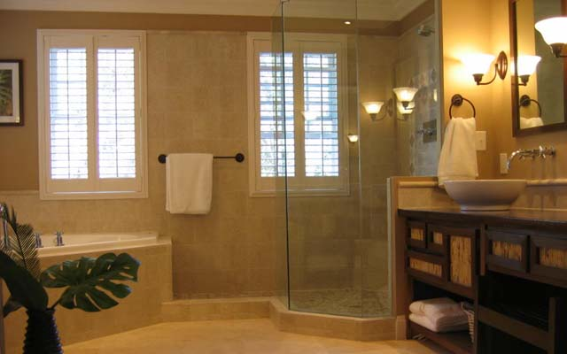 Choosing Serene Bathroom Color Schemes