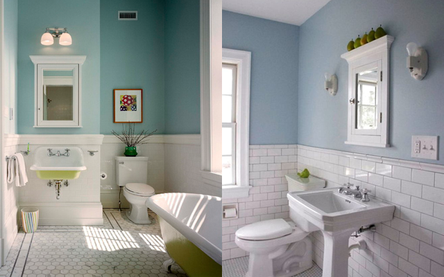 Color to Paint a Bathroom