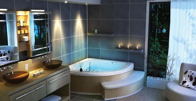 Dreamy Bathroom Lighting Ideas and bathroom accessories