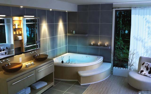 Dreamy Bathroom Lighting Ideas