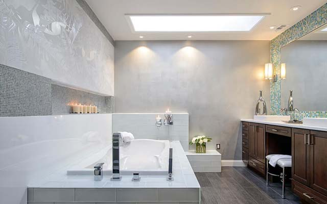 Fresh Bathroom Lighting Ideas