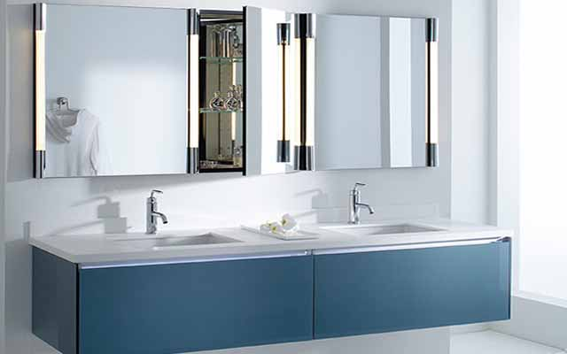 Ideas about Framed Bathroom Mirrors