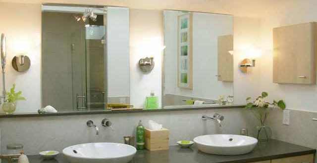 Applying The Bathroom Mirror Ideas Decorating And Accessories