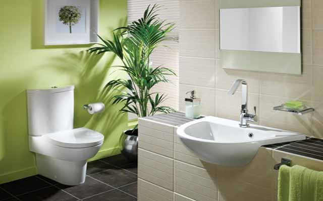 Natural Elements In The Bathroom For a Fresh Decor