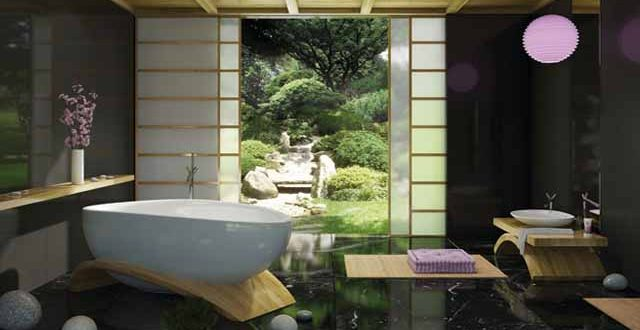 Natural Bathroom Ideas: Nature Inspired Bathroom Designs: Color, Decor And Accessories