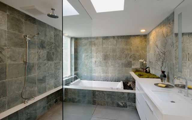 Stone earth natural bathroom furniture