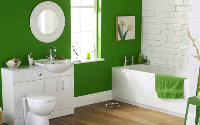 Best Bathroom Colors - Paint Color Schemes for Bathrooms
