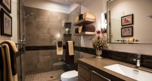 Bathroom accessories shelves and storage units