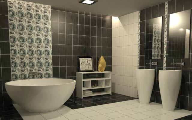 Unique Bathroom Wall Decor Ideas