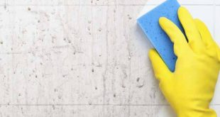 Cleaning Bathroom Tile and Removing Stains from Grout