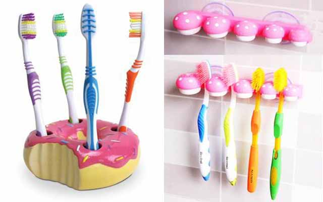 Toothbrush Holder Recycled Craft Kit
