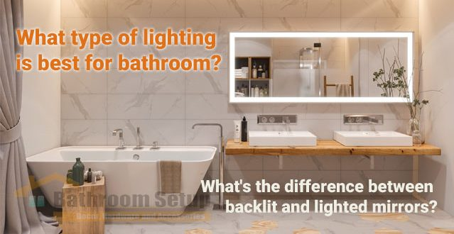 What is the best LED bathroom mirror?
